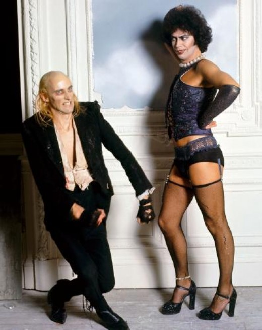 Frank N Furter and Riff Raft