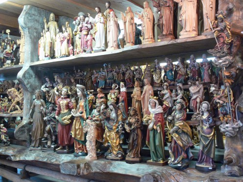 Woodcarvings for Sale