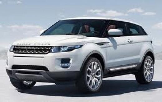 The New Range Rover Evoque