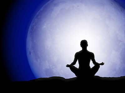 Meditation can help repair  the pyschological damage acne brings.