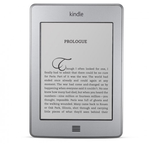 The Kindle 4