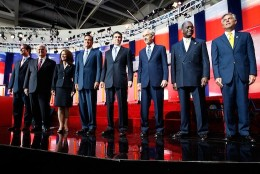 Romney Must Remember He Is Not Alone On That Stage Yet