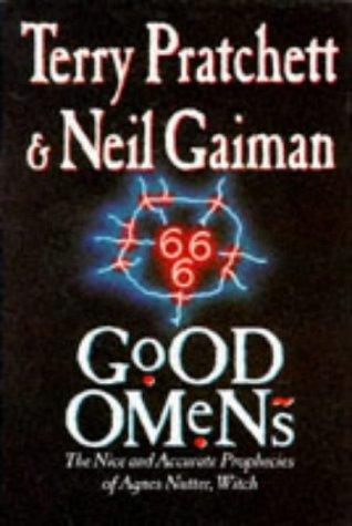 Pratchett + Gaiman = Read This (!!!)