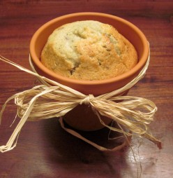 How to Bake Bread in a Terra-cotta Flowerpot