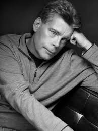 Novelist Stephen King