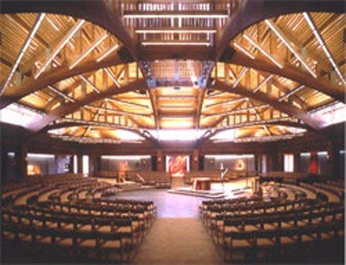 Church Worship Space