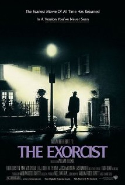 A very old, but well known Exorcism Movie.