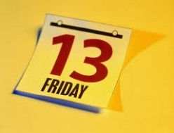 """Friday the 13th"" & other SUPERSTITIONS"