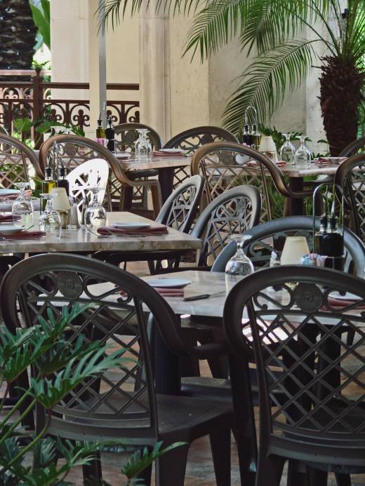 Naples restaurants offer just about every type of cuisine you can imagine.