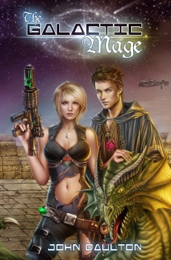 Best New Fantasy Novel 2012 – Book Review: The Galactic Mage