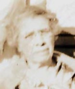My paternal grandmother