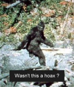 Searching for Bigfoot: He Killed My Father I Will Seek Vengeance