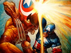 Avengers Versus The X-Men 2012! Wolverine Versus Captain America! Who Would Win?