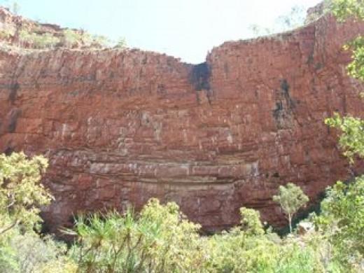 Emma Gorge,Kimberleys, Western Australia