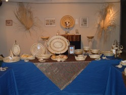 Gullah Sweetgrass Baskets and Jewelry: Valuable Works of Art