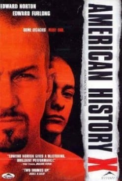 analysis of american history x A page for describing characters: american history x derek vinyard the ace: derek is good at many things, including basketball and school the atoner.