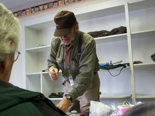TEACHING PREPARDNESS AND BUG OUT BAGS