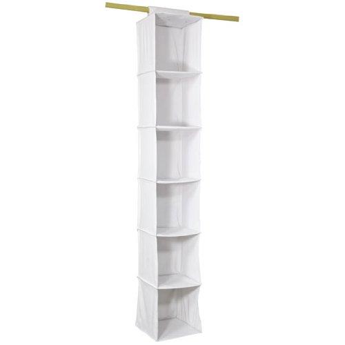 My Closet 6-Shelf Unit