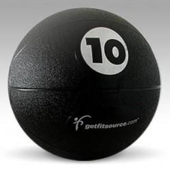Perform Medicine Ball Off-Center Rotation Exercises
