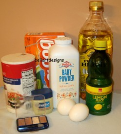 Beauty Tips and Secrets Using Ordinary Household Items: Part Two