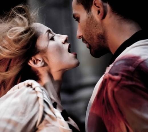 Mademoiselle Zhivago's promo picture.