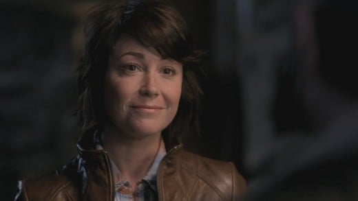 Kim Rhodes as Jody Mills