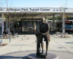 Jefferson Park Bus Hub