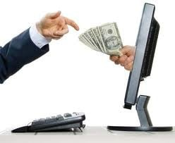 What are the three top sites on the internet where writers can be published and earn revenue?