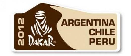Dakar 2012 logo