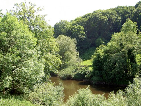 The River Wye
