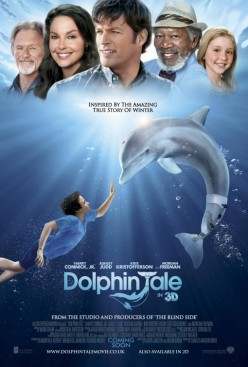 Heather's DVD Review: Dolphin Tale