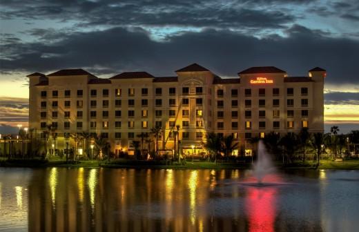 Hilton Hotel - Palm Beach Gardens, Florida