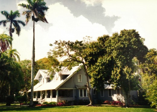 Henry Ford's winter home in Fort Myers, Florida