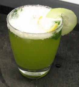 Cucumber Melon Cocktail #1