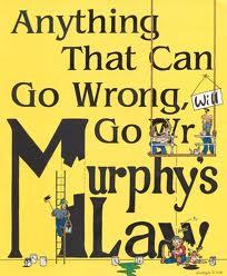 Law of Mr Murphy