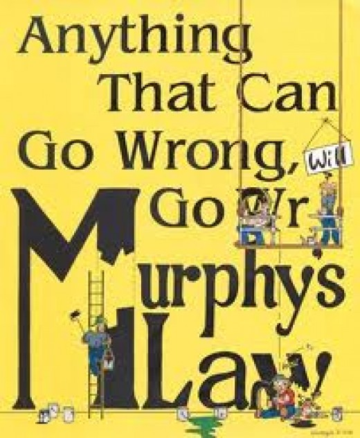 Law of Mr Murphy