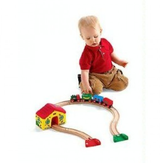 Brio First Wooden Train Set from 18 months +