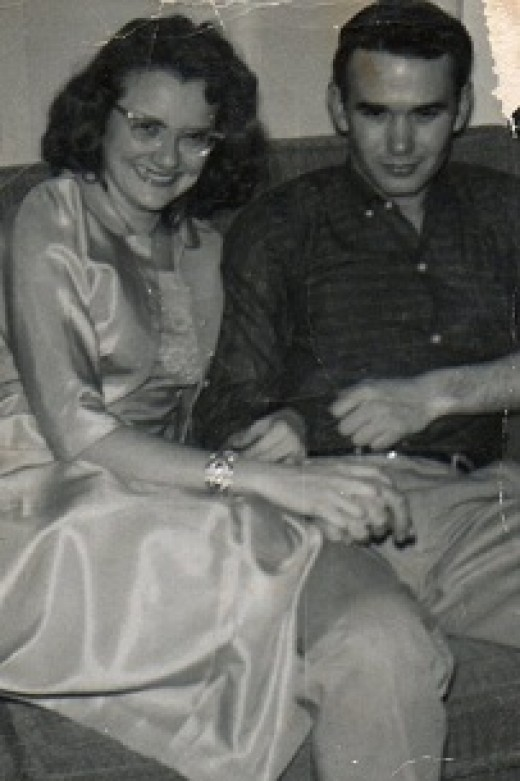 my Mom and Dad
