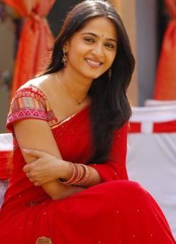 Anushka - Beautiful actress of South India