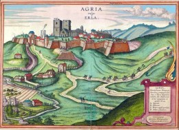 Eger Castle in 1617