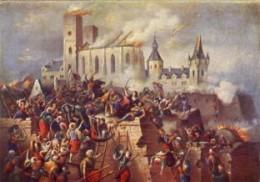 Famous siege of Eger
