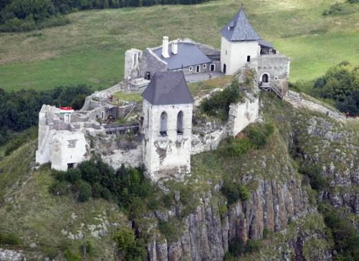 Füzér Castle, Hungary