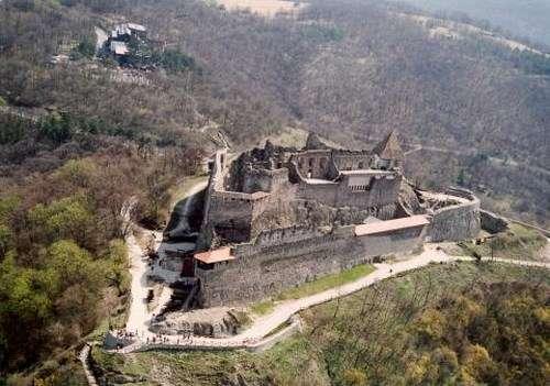 Visegrád Castle, Hungary