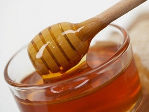 Honey is good for temporary relief of mouth ulcers