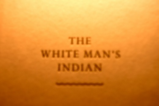 Indians, according to Whites