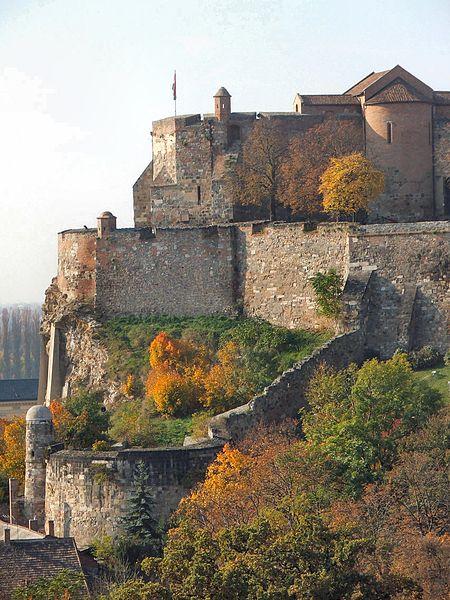 Esztergom Castle, Hungary