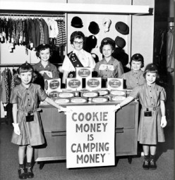 Girl Scout Cookies 100 years Strong!