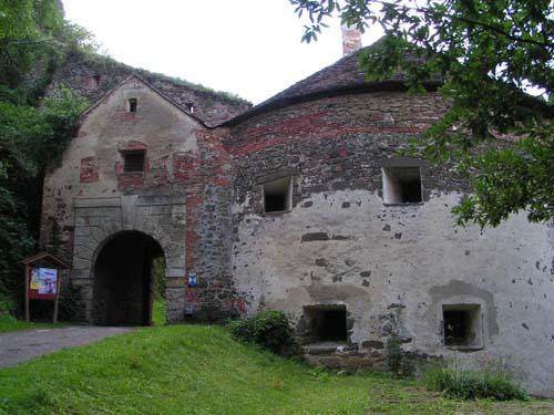 Németújvár (Güssing) Castle, Austria