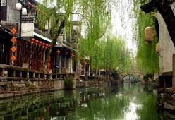 Old Town, Zouzhuan, China