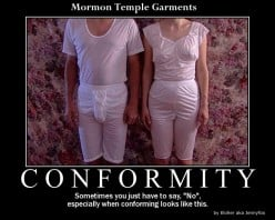 The Secret and Strange World of Mormon Beliefs  and the Banned Cartoon